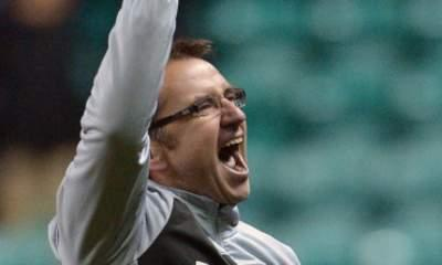 Hibs Shock Celtic