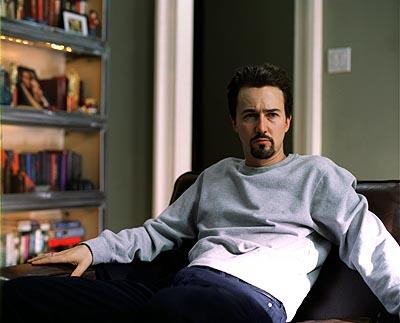 Edward Norton in Touchstone's 25th Hour