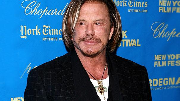 Mickey Rourke Thumb