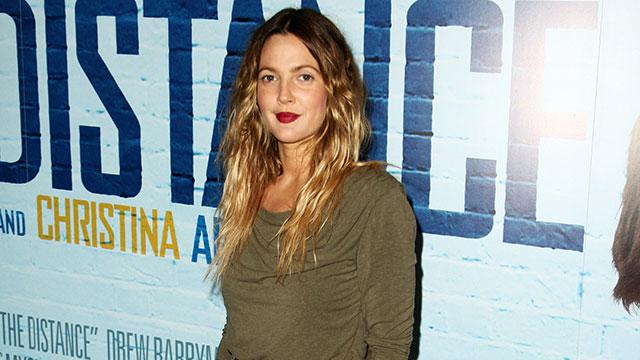 It's 'The End' for Drew Barrymore