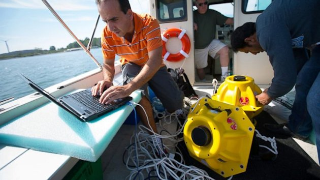 Underwater Internet to Make Ocean More Wi-Fi Friendly (ABC News)
