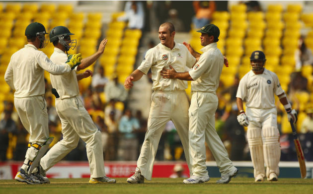 4th Test - Australia v India: Day 4