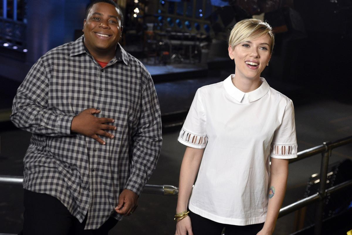 Recap: 'Saturday Night Live' – Scarlett Johansson and Wiz Khalifa