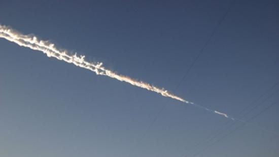 Russian Meteor's Origin and Size Pinned Down