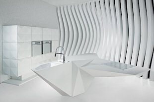 Origami Kitchen