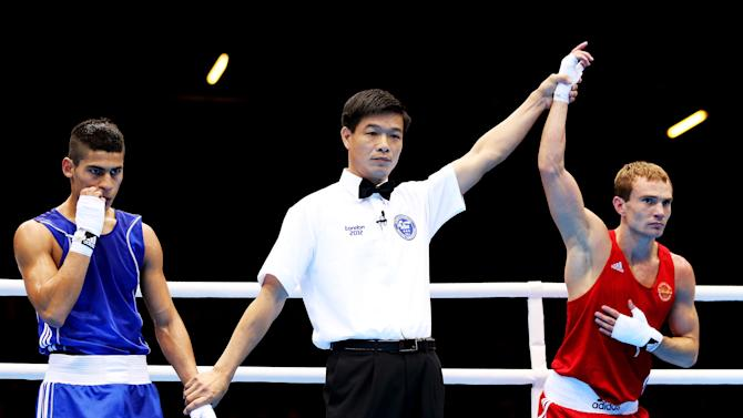 Olympics Day 1 - Boxing