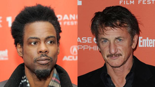 Chris Rock and Sean Penn