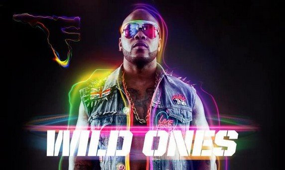 "Flo Rida : Flo Rida dévoile le titre ""Let It Roll"", extrait de son nouvel album ""Wild Ones"""