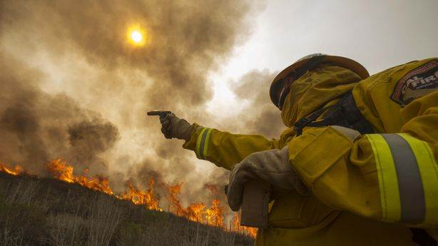 Climate Scientists and Meteorologists Predicted California's Massive Wildfires