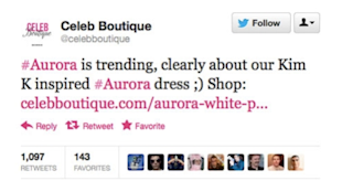Triumphs and Train Wrecks: Brands that Successfully Recovered—and Didn't—From Social Media Fails image CelebBoutique