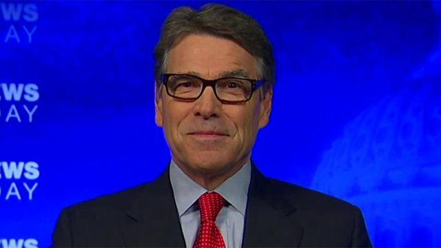 Rick Perry ready for a presidential debate mulligan?