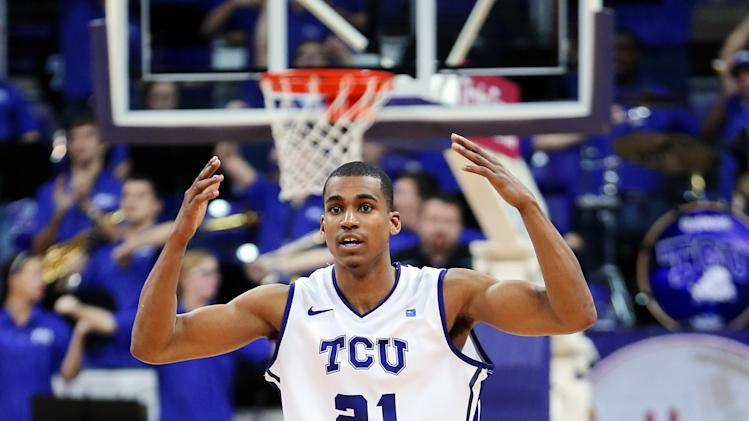 NCAA Basketball: Texas at Texas Christian