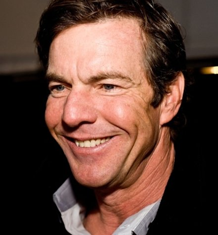 Dennis Quaid's wife recently filed for divorce.