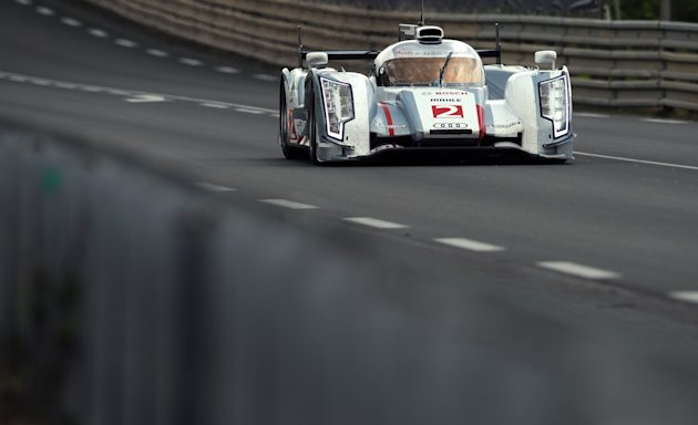 Audi R18 E-Tron Quattro N°2 driven by It