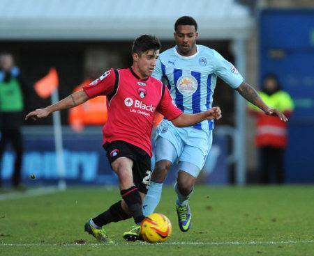 Soccer - Sky Bet League One - Coventry City v Oldham Athletic - Sixfields Stadium