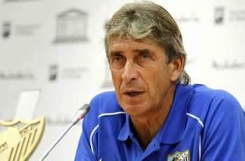 Pellegrini 'worried' about Malaga's future