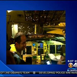 Cracked Windshield Forces Plane From Miami To Stop In Orlando