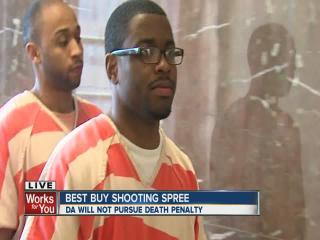 Tulsa DA not to pursue death penalty against Best Buy shooting suspects