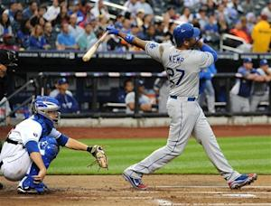 Kemp, Dodgers hammer Santana and hold off Mets 7-6