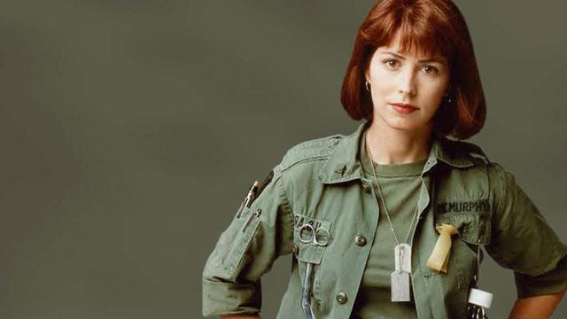Dana Delany Looks Back at 'China Beach'