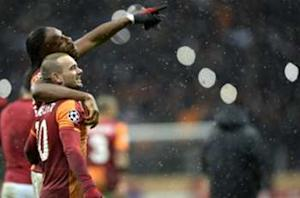 Wesley Sneijder: No reason to leave Galatasaray