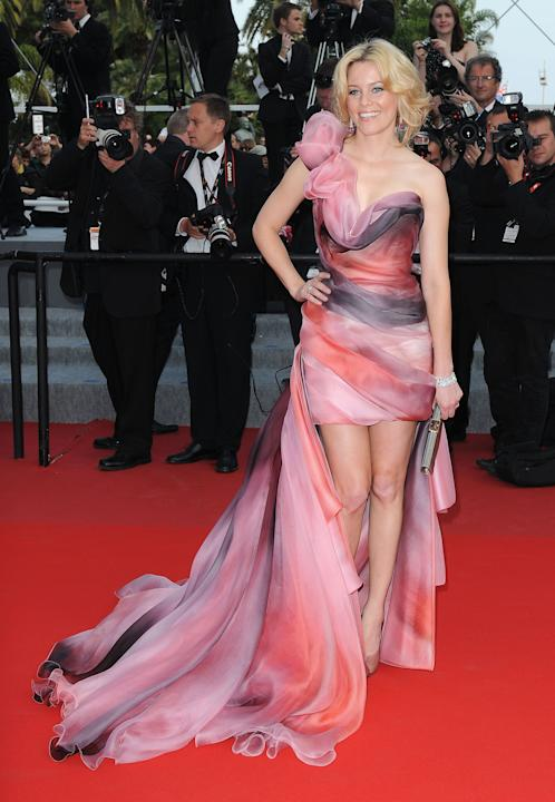 Elizabeth Banks in George Chakra Couture