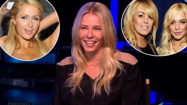 Chelsea Handler chats with Access Hollywood on October 12, 2012  -- Access Hollywood