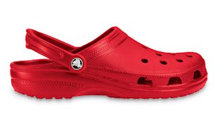 Crocs may be a