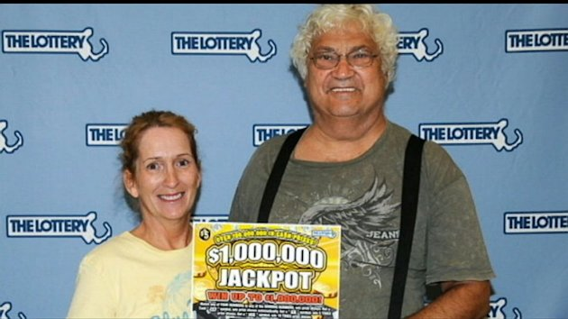 From Trash to Treasure: Couple Wins $1 Million on Lottery Ticket in Garbage (ABC News)