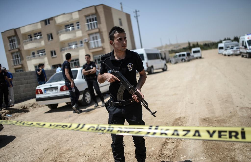 Five killed in clashes in Turkey's restive southeast