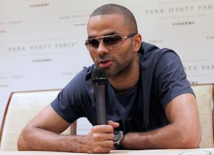 Tony Parker Sustained a Scratched Retina from Chris Brown, Drake Fight