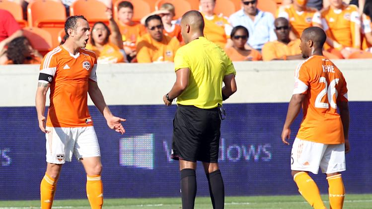 MLS: Colorado Rapids at Houston Dynamo