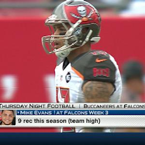 'NFL Fantasy LIVE': Week 3 Tampa Bay Buccaneers fantasy preview