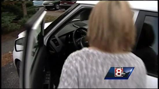 Woman's appeal for kidney donor on car window pays off