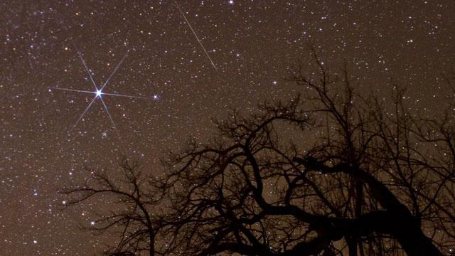 Year's Best Meteor Shower Tonight