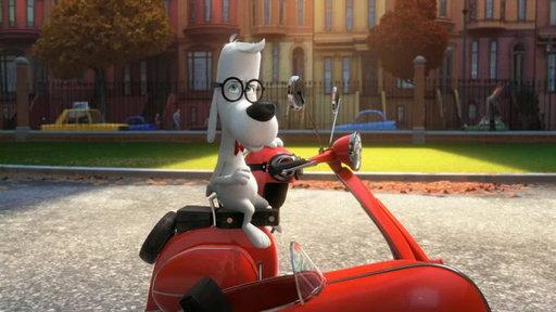 Mr. Peabody & Sherman - Trailer 2