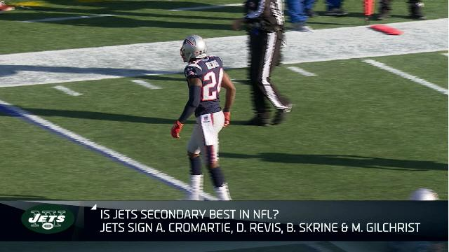 Is New York Jets secondary the best in the NFL?