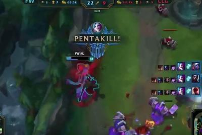 NL lands second PENTAKILL of LoL worlds for Flash Wolves against Counter Logic Gaming