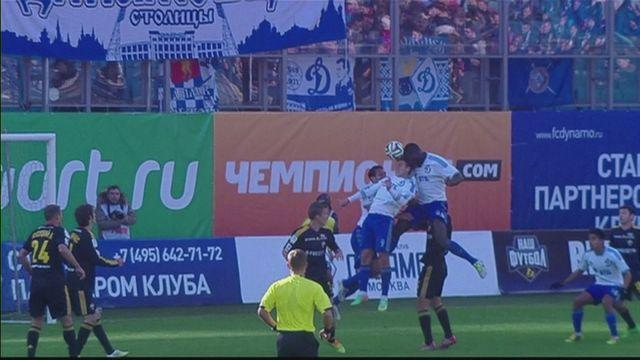 Dinamo fight back to win dramatic Moscow derby against CSKA