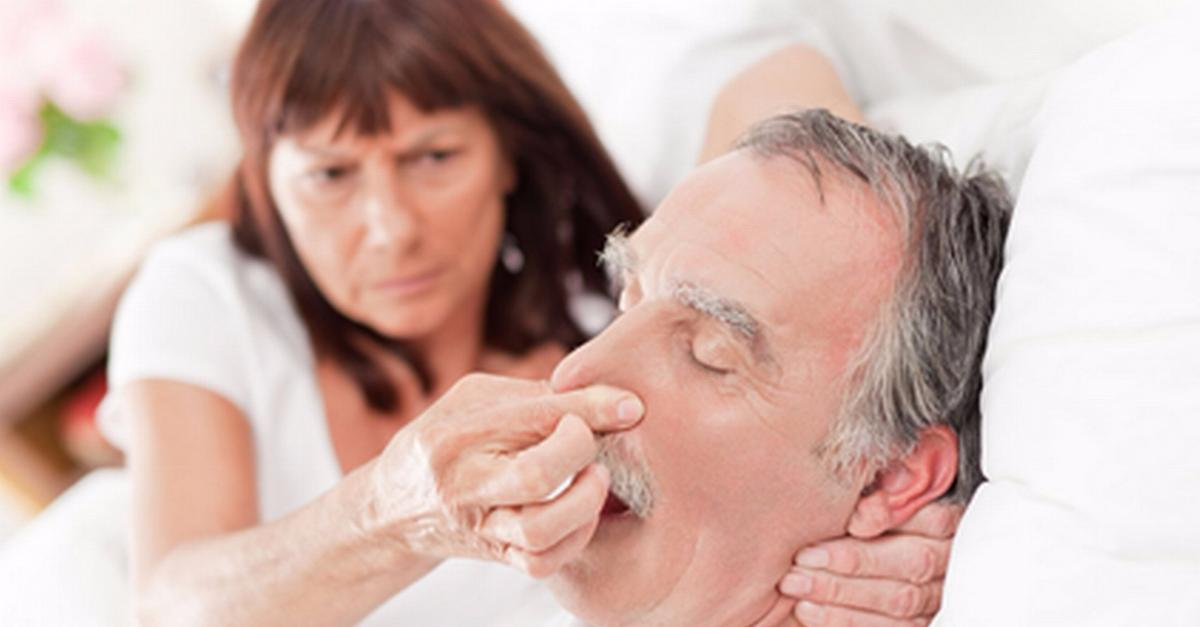 His Wife Wanted A Divorce Because Of His Snoring