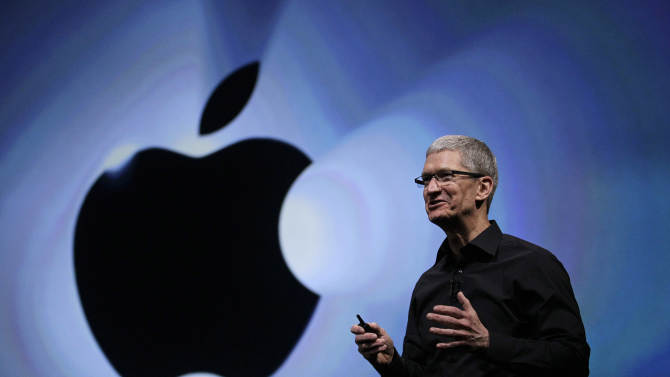 Apple's softer side emerges under CEO Cook