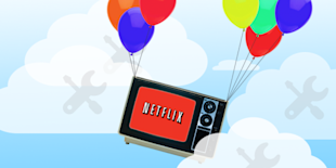In the Clouds: How Netflix Is An Unlikely Ally to Developers image cloud 600x300