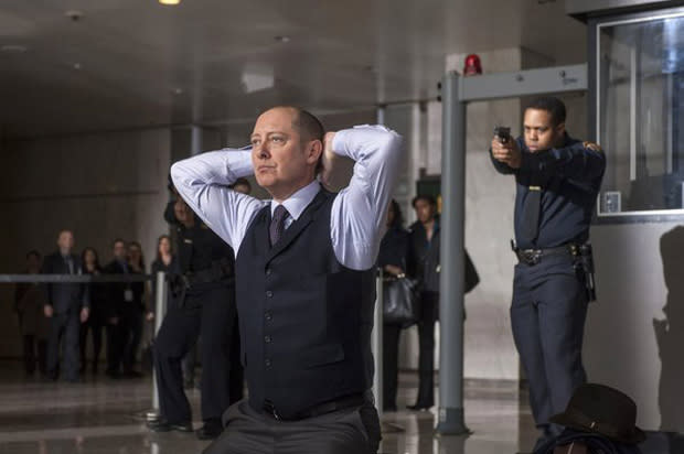 'The Blacklist' Review: Lip-Smacking Good, Thanks to James Spader