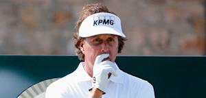 Phil Mickelson brings secret putting tips to British