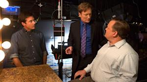 Conan Tweets 'Arrested Development' Pic