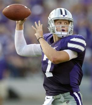 No. 22 K-State pounds Missouri St with late TDs