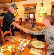 Veterans Day Offers at Olive Garden, Red Lobster & LongHorn Steakhouse Recognize Service Members
