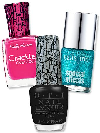 The Hottest Crackle Nail Polishes: Where to Find Them!