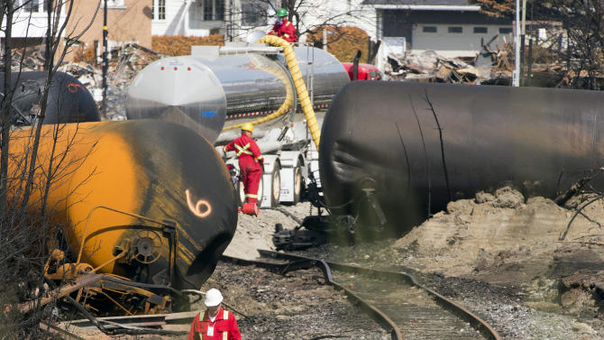 Safety inspection blitz of oil shipments launched