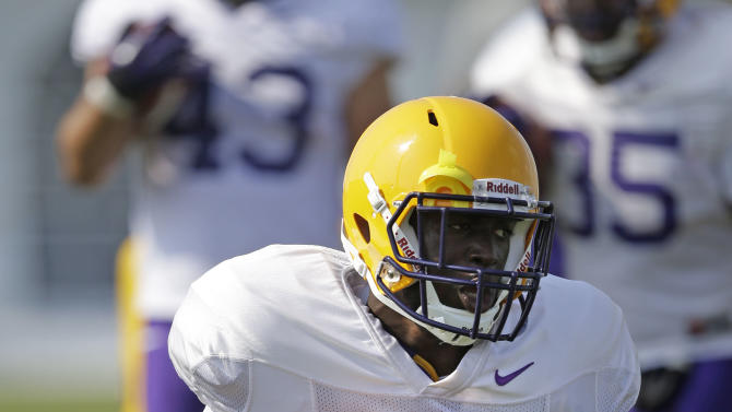 LSU brings youth, new-look offense into 2014